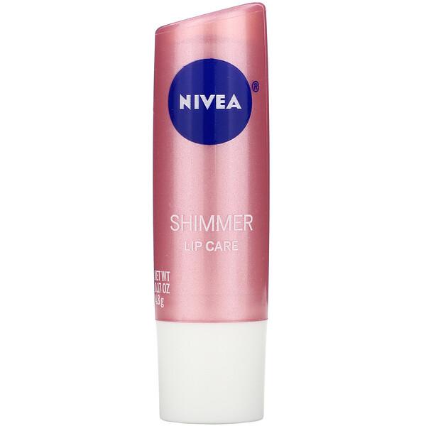 Radiant Lip Care, Shimmer, 0.17 oz (4.8 g)