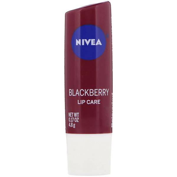 Lip Care, Blackberry, 0.17 oz (4.8 g)