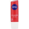 Nivea, Lip Care, Strawberry , 0.17 oz (4.8 g)