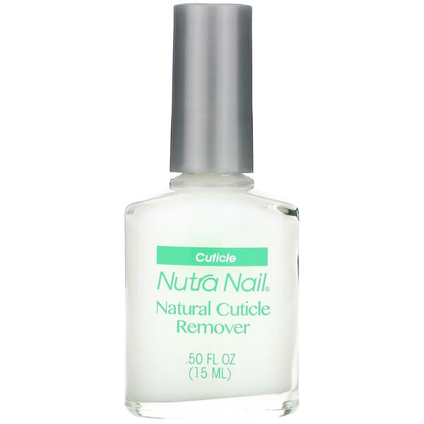 Naturals, Cuticle Remover, .50 fl oz (15 ml)