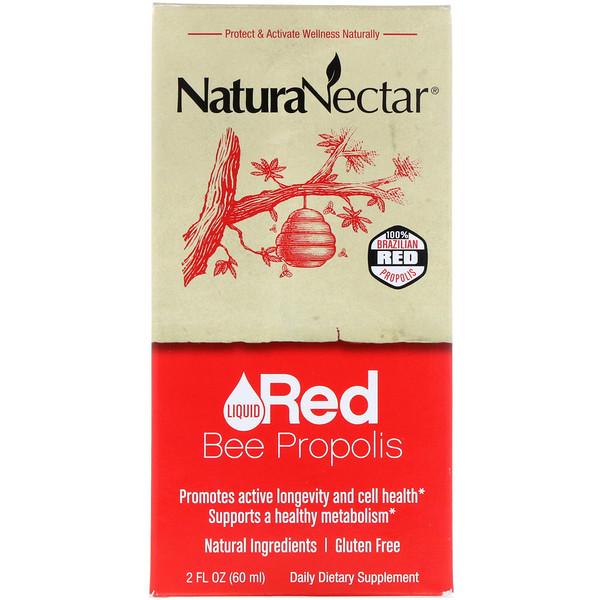 Red Bee Propolis, 2 fl oz (60 ml)