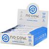 No Cow, Протеиновый батончик, пирог с голубикой, 12батончиков по 60г (2,12унции)