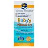 нордик Натуралс, Витамин D3 для детей, 400МЕ, 11мл (0,37жидк.унции)