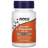 Natural Vitality, CALM, антистрессовые жевательные таблетки, малина и лимон, 120 штук - iHerb