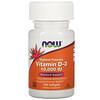 Нау Фудс, Витамин D3, 10 000МЕ, 120 мягких желатиновых капсул