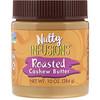 Now Foods, Ellyndale Naturals, ореховые настои, масло из жареного кешью, 10 унц. (284 г)