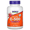 Now Foods, Chewable C-500, Natural Cherry-Berry Flavor, 100 Tablets
