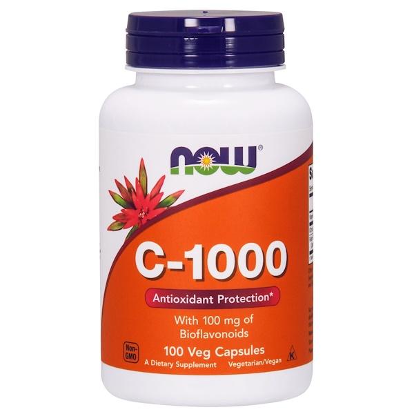 C-1000, 100 растительных капсул