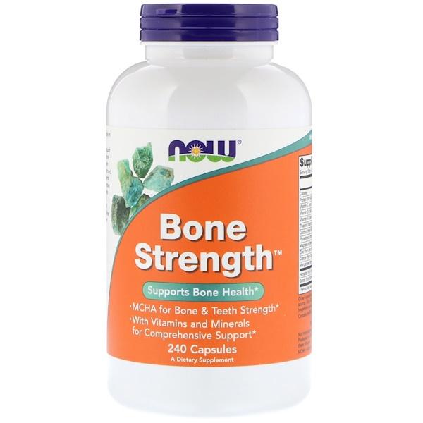 Bone Strength, 240 капсул