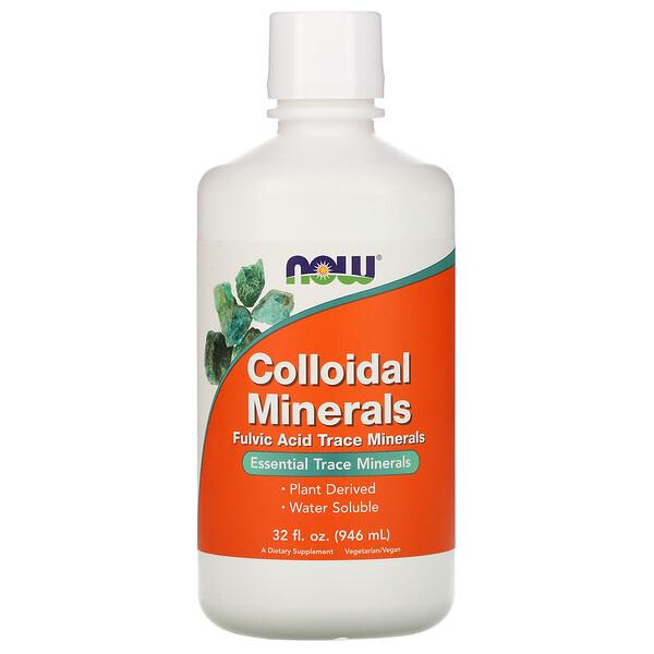 Коллоидные минералы, 946 мл (32 жидких унции)