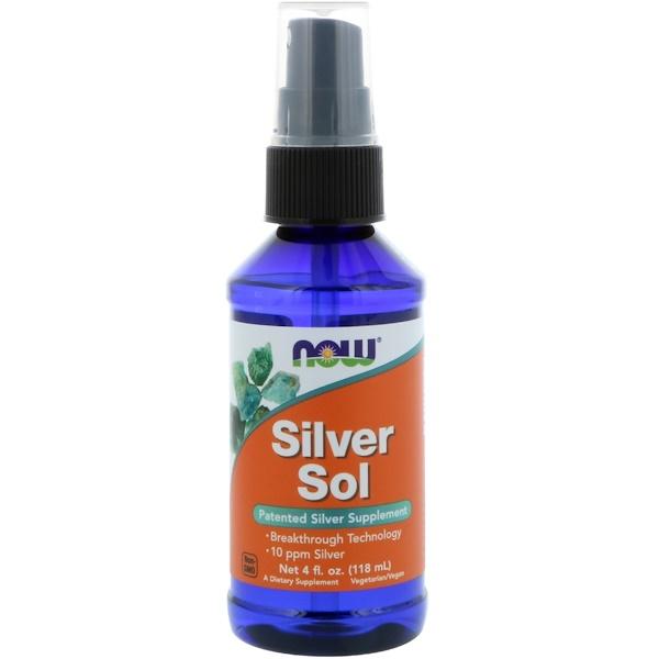 Silver Sol, 118 мл (4 жидких унции)