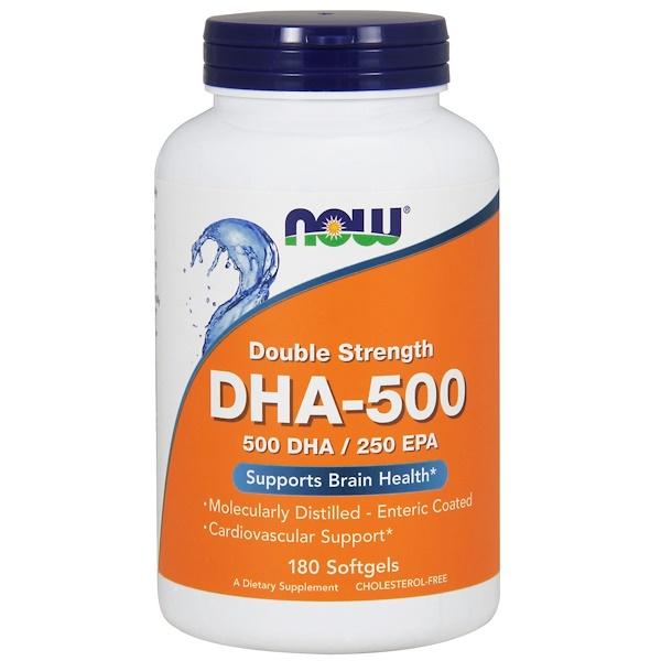 ДГК-500/ЭПК-250, двойной концентрации, 180мягких таблеток