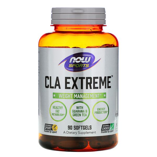 CLA Extreme, добавка для физической активности, 90капсул