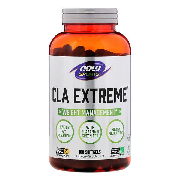 Для спорта, CLA Экстрим, 180 мягких капсул