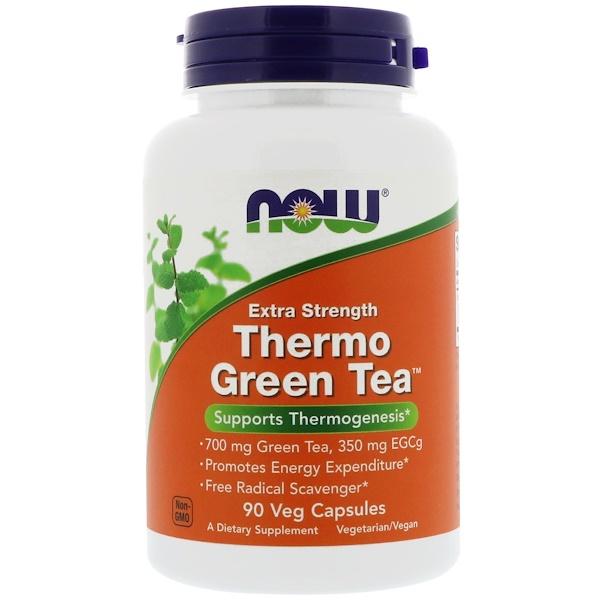 Зеленый термо чай, 90 вегетарианских капсул