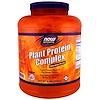Now Foods, Комплекс с растительным протеином, Шоколадный мокко, 6 фунтов (2722 г)