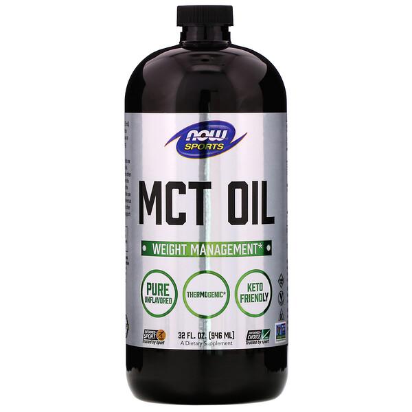 Sports, MCT Oil, 32 fl oz (946 ml)
