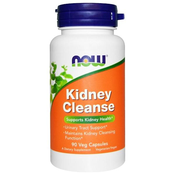 Kidney Cleanse, 90 растительных капсул