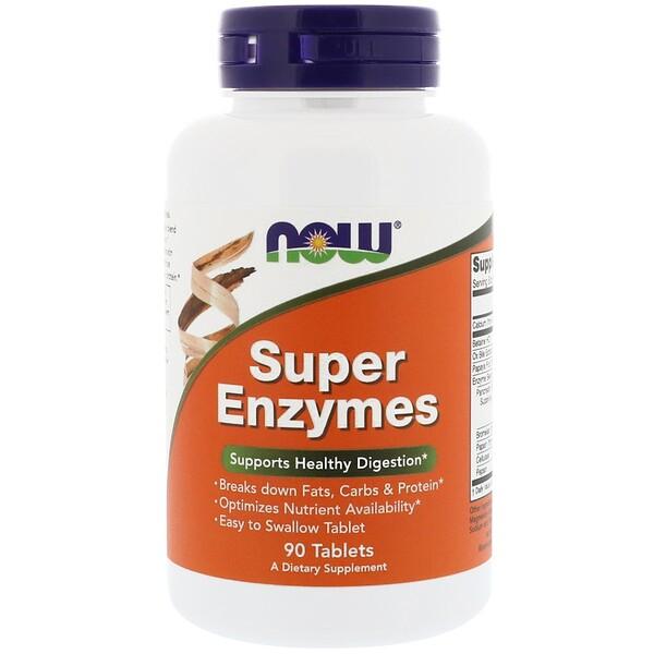 Супер энзимы, 90 таблеток