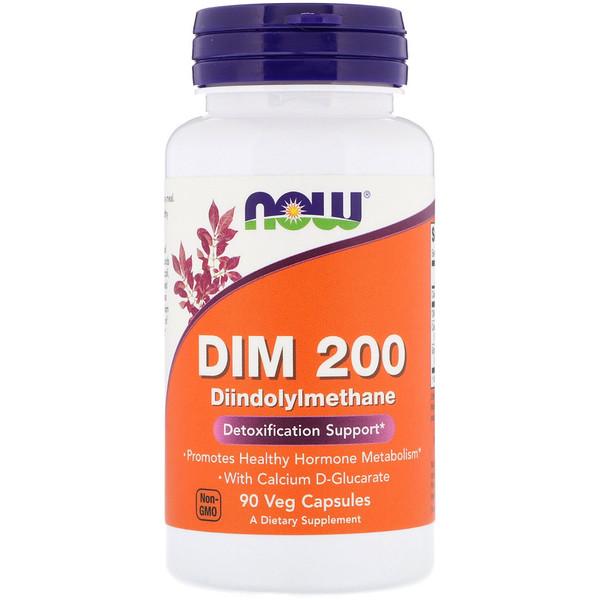 DIM 200, 90 растительных капсул