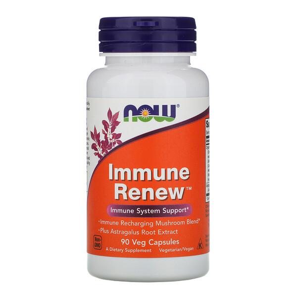 Immune Renew, 90растительных капсул