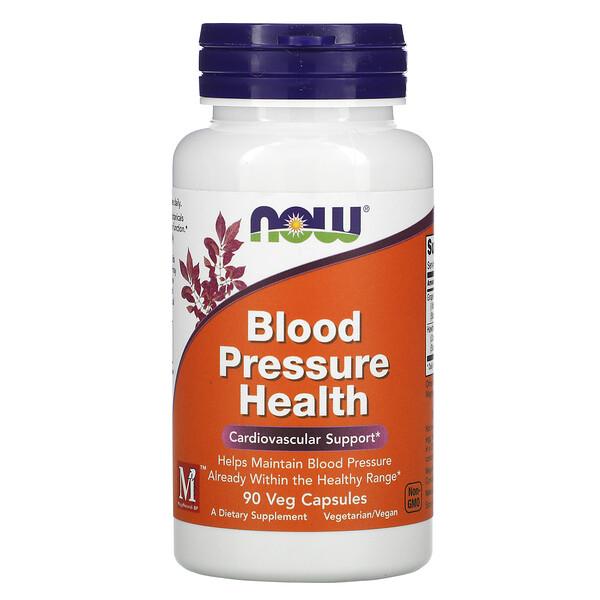 Здоровое артериальное давление, 90растительных капсул
