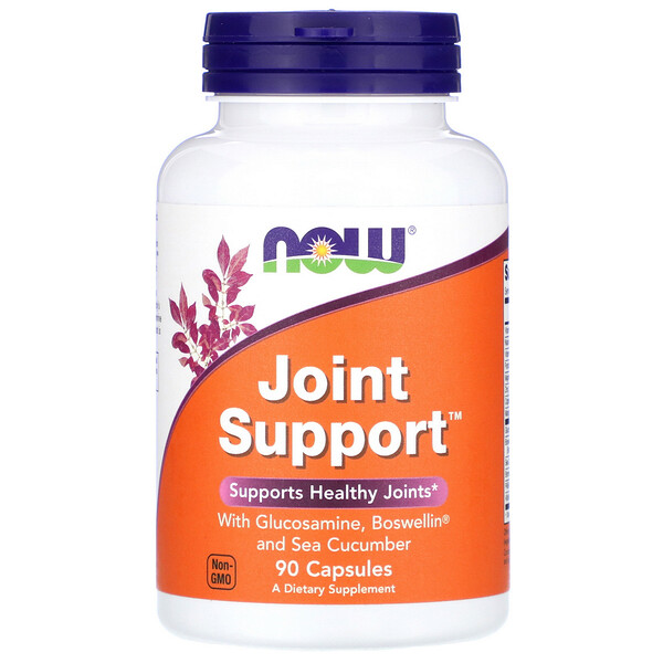 Now Foods, Joint Support, 90капсул