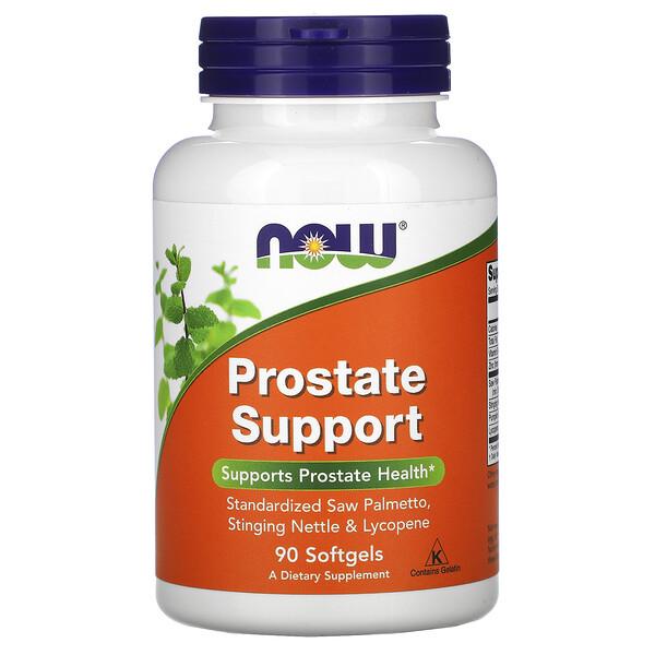 Prostate Support, 90мягких таблеток