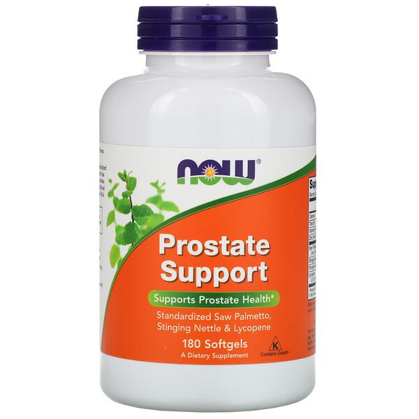 Prostate Support, 180 мягких таблеток
