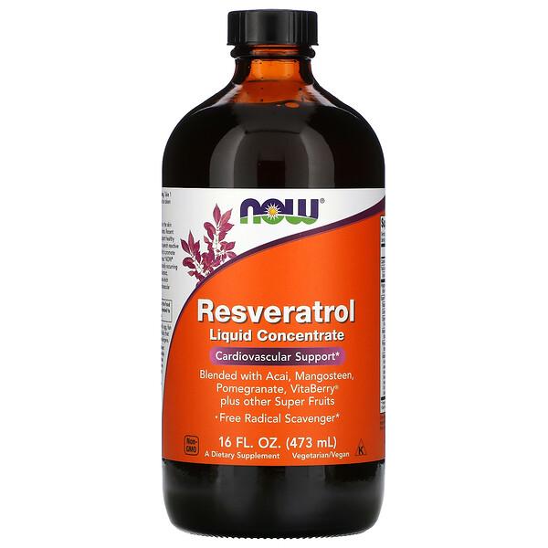 Resveratrol, Liquid Concentrate, 16 fl oz (473 ml)