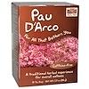 Now Foods, Настоящий чай из коры муравьиного дерева, без кофеина, 24 чайных пакетика, 48 г (1,7 унции)