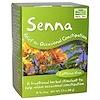 Now Foods, Настоящий чай из сенны, без кофеина, 24 пакетика, 1.7 унций (48 г)