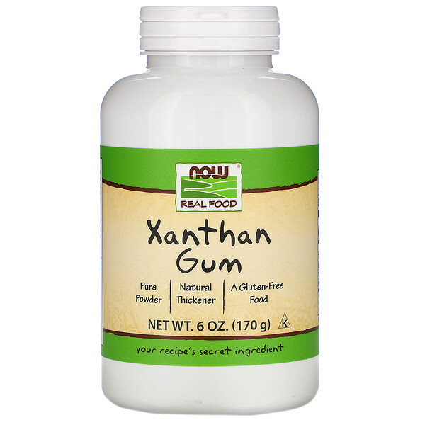 Real Food, Xanthan Gum, 6 oz (170 g)