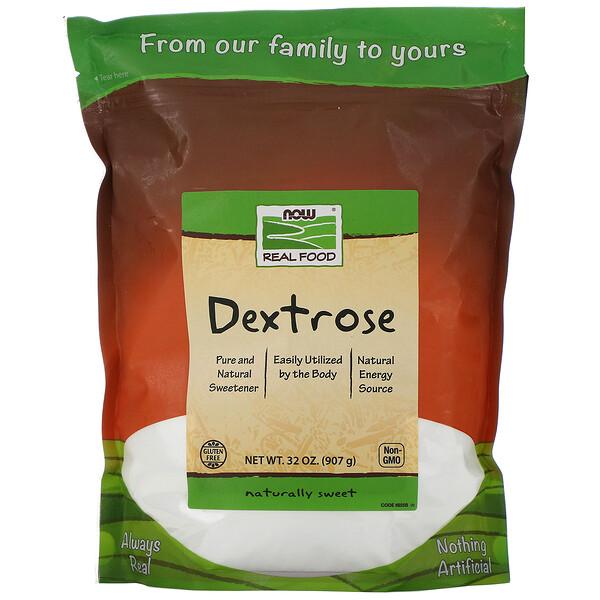 Real Food, Dextrose, 32 oz (907 g)