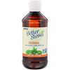Now Foods, Better Stevia, жидкий бескалорийный подсластитель, оригинальный, 8 жидких унций (237 мл)