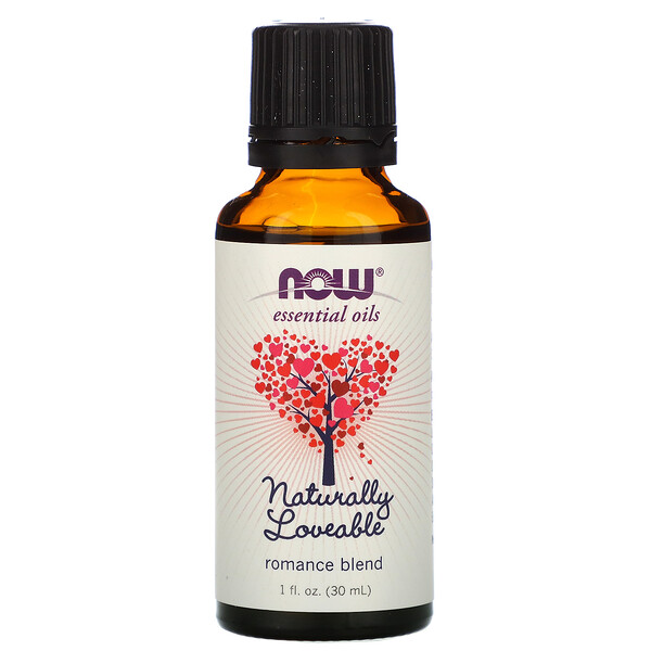 Essential Oils, Naturally Loveable, 1 fl oz (30 ml)