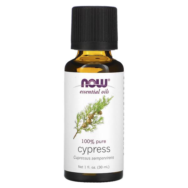 Эфирные масла, Кипарис, 1 ж. унц.(30 мл)
