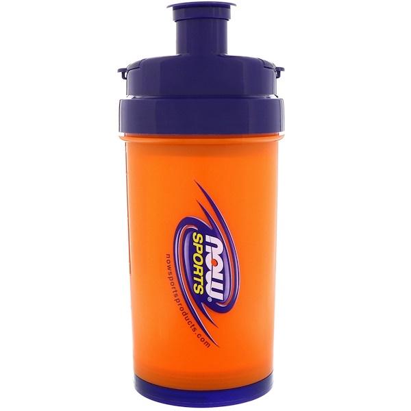 Now Foods, Спортивная бутылка-шейкер 3 в 1, 25 унций (Discontinued Item)