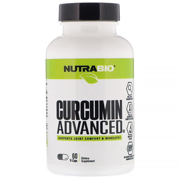 Куркумин с улучшенной рецептурой, 60 растительныхкапсул
