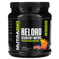 NutraBio Labs, Reload Recovery Matrix, Orange Mango, 1.83 lb (829 g)