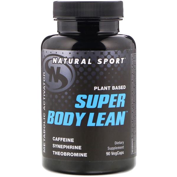 Planet Based Super Body Lean, 90 капсул с оболочкой из ингредиентов растительного происхождения