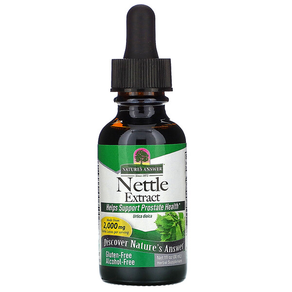 Nature's Answer, Nettle Extract, 2,000 mg, 1 fl oz (30 ml)