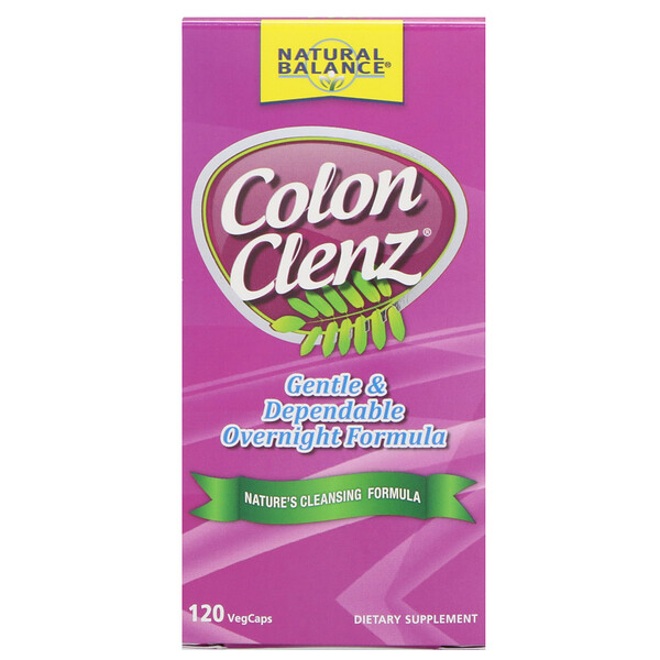 Colon Clenz, 120 VegCaps