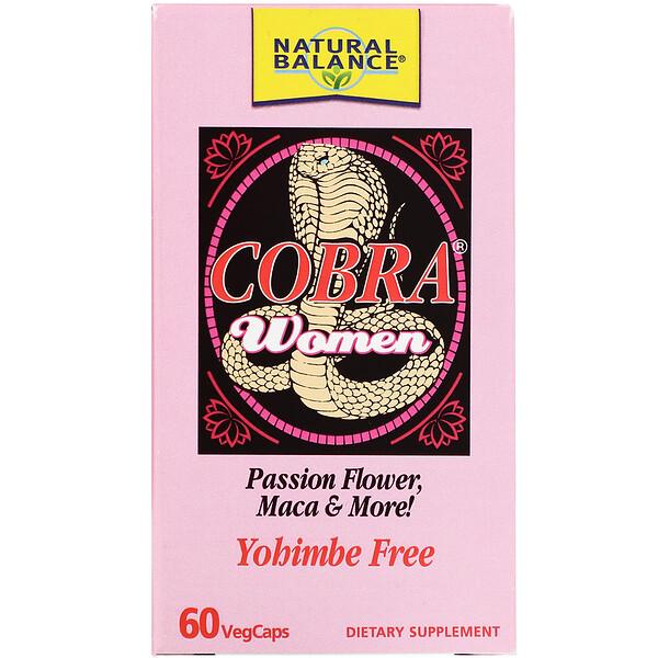 Cobra Women, 60 VegCaps
