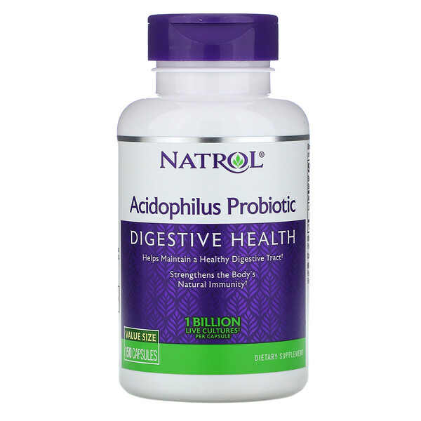 Пробиотик Acidophilus , 1 млрд., 150 капсул