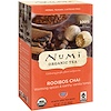 Numi Tea, Органические чаи, Herbal Teasans, ройбуш, без кофеина, 18 чайных пакетиков, 1,71 унц. (48,6 г)