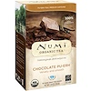 Numi Tea, Organic Tea, Pu-Erh Tea, Chocolate Pu-Erh, 16 Tea Bags, 1.24 oz (35.2 g)
