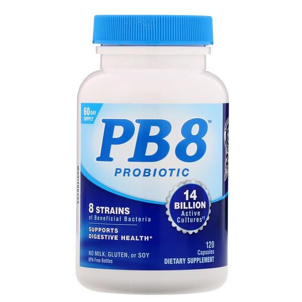 PB 8 Probiotic, 120 Capsules