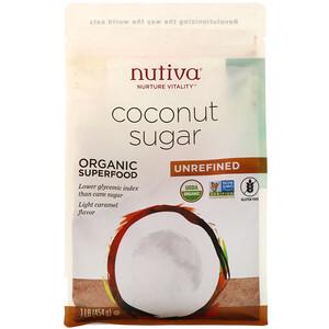 iHerb, кокосовый сахар