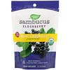 Nature's Way, Sambucus, Zinc Lozenges, Peppermint, 24 Lozenges
